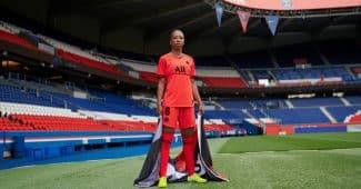 Image de l'article La marque Jordan présente le maillot extérieur du PSG pour 2019-2020