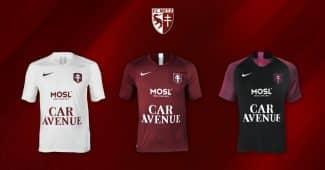 Image de l'article Nike et le FC Metz présentent les maillots 2019-2020