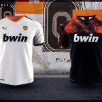 Le FC Valence et Puma présentent les maillots 2019-2020
