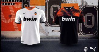 Image de l'article Le FC Valence et Puma présentent les maillots 2019-2020