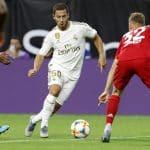 Eden Hazard récupère le numéro 7 au Real Madrid