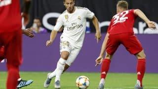 Image de l'article Eden Hazard récupère le numéro 7 au Real Madrid