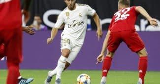 Image de l'article Pourquoi Eden Hazard a-t-il joué avec le numéro 50 ?