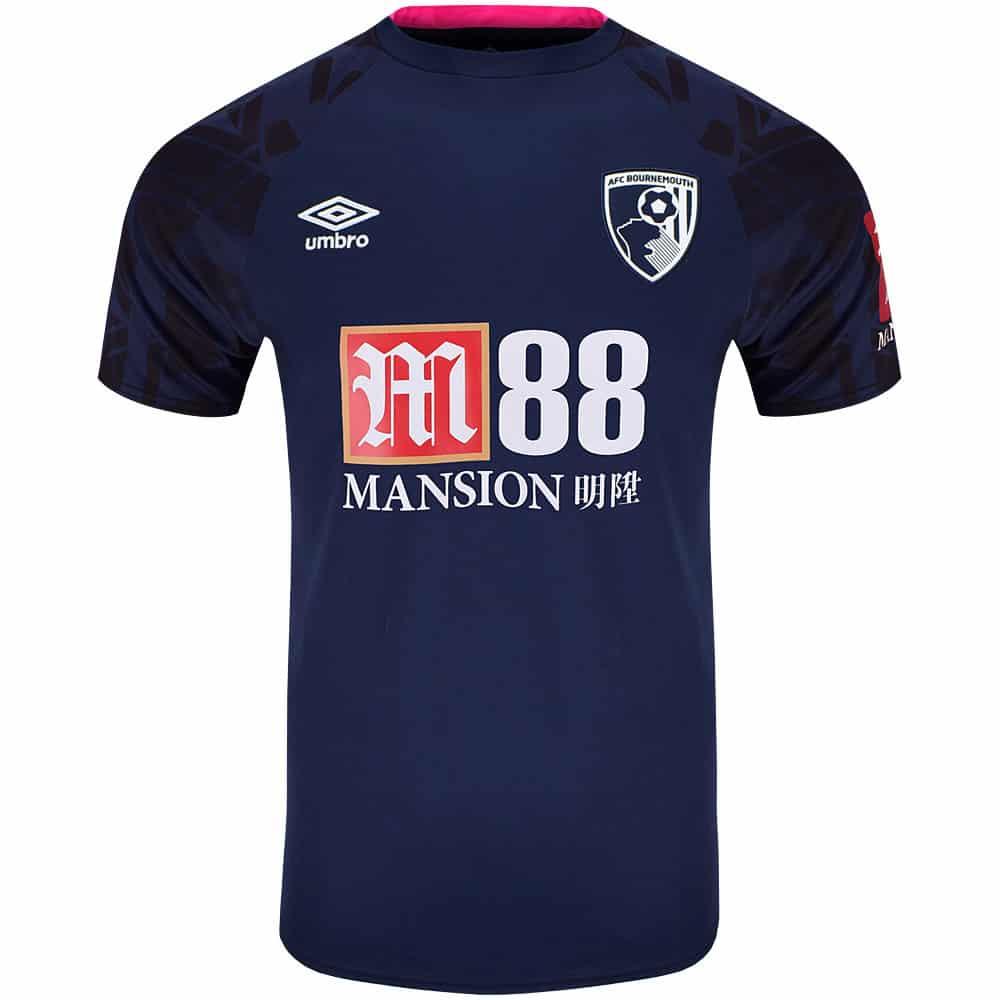 maillot-football-umbro-bournemouth-exterieur-2019-2020