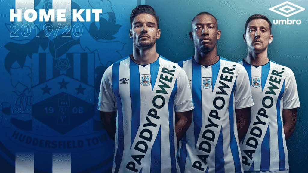 maillot-huddersfield-town-sponsor-paddy-power