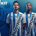 Le club d'Huddersfield refait parler de lui grâce à son nouveau sponsor