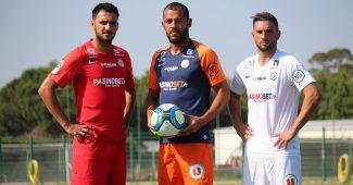 Image de l'article Montpellier et Nike dévoilent les maillots 2019-2020