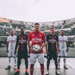 Nimes et Puma présentent les maillots 2019-2020