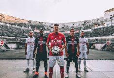 Image de l'article Nimes et Puma présentent les maillots 2019-2020