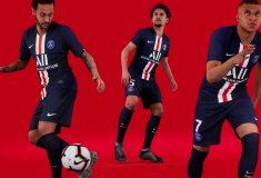 Image de l'article Nike lance les maillots du Paris Saint-Germain (PSG) 2019-2020