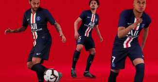 Image de l'article Nike lance les maillots du Paris Saint-Germain (PSG) 2019-2020