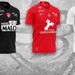 Le Stade Brestois 29 et Nike dévoilent les maillots 2019-2020