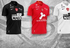 Image de l'article Le Stade Brestois 29 et Nike dévoilent les maillots 2019-2020