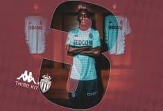Image de l'article Kappa dévoile les maillots 2019-2020 de l'AS Monaco