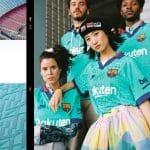 Nike dévoile le maillot third du Barça pour 2019-2020