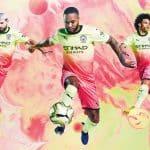 Puma présente les maillots 2019-2020 de Manchester City