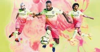 Image de l'article Puma présente les maillots 2019-2020 de Manchester City