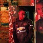 adidas présente les maillots 2019-2020 de Manchester United