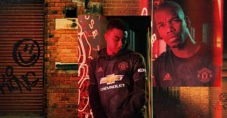 Image de l'article adidas présente les maillots 2019-2020 de Manchester United