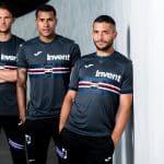Joma et la Sampdoria lancent les maillots 2019-2020
