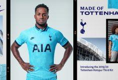 Image de l'article Nike présente les maillots 2019-2020 de Tottenham