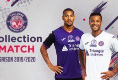 Image de l'article Joma dévoile les mailllots 2019-2020 du Toulouse FC