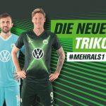 Le VfL Wolsbourg et Nike lancent les maillots 2019-2020
