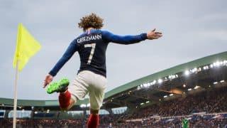 Image de l'article Les chaussures de foot de … Antoine Griezmann