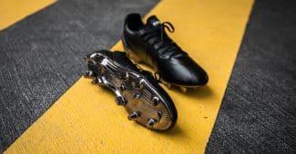 Image de l'article Puma et Thierry Henry réinventent la légendaire Puma King