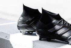Image de l'article adidas dévoile une Predator 19.1 en cuir!