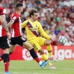 Antoine Griezmann ne pourra finalement pas porter le numéro 7 au Barça cette saison