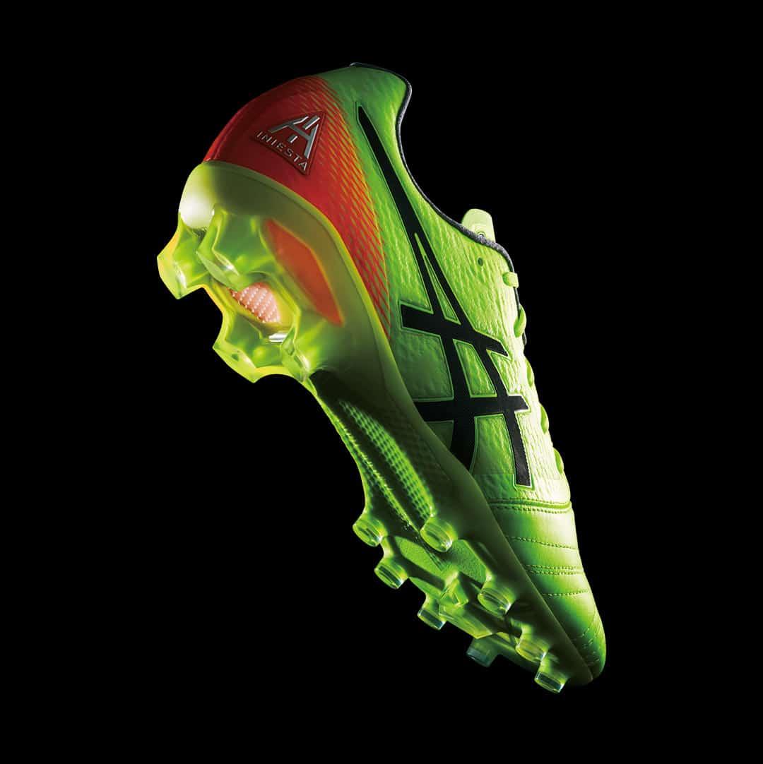 Asics Ultrezza AI, la nouvelle chaussure d'Andrès Iniesta