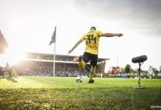 Image de l'article Au stade : on était au match Angers – Arsenal pour les 100 ans du SCO