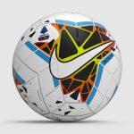 Nike présente le ballon 2019-2020 de la Serie A
