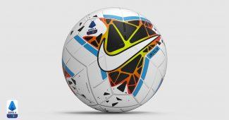Image de l'article Nike présente le ballon 2019-2020 de la Serie A