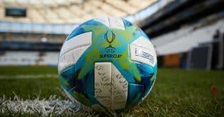 Image de l'article Le ballon de la Super Coupe d'Europe 2019 a été dévoilé