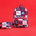 Le PSG lance une collection avec la marque Herschel Supply