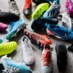 Les équipes types par modèles de chaussures de football