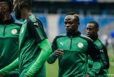 Image de l'article Les chaussures de foot de ... Sadio Mané
