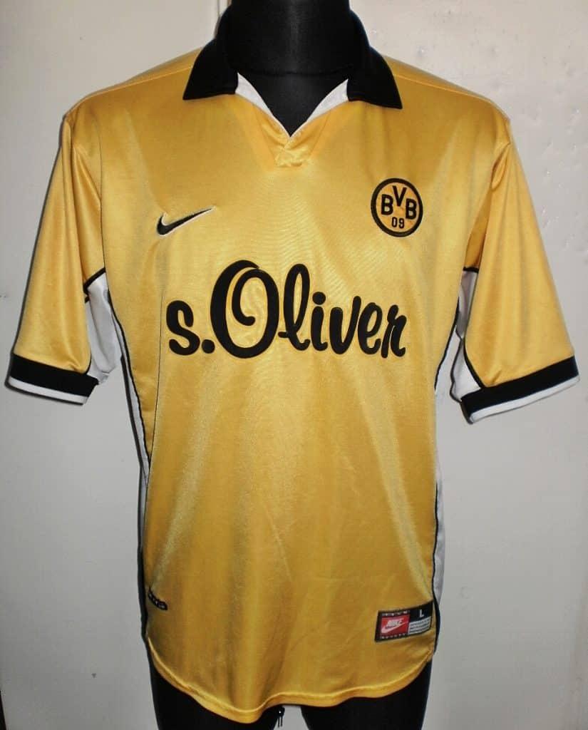maillot-borussia-dortmund-1999-2000-nike