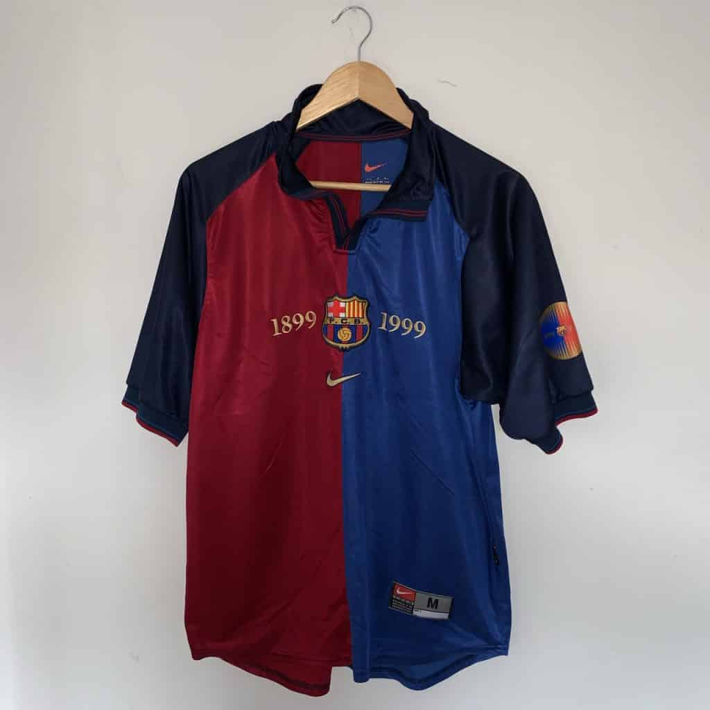 maillot-fc-barcelone-1999-2000-nike