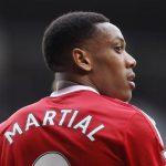 Anthony Martial change de numéro de maillot à Manchester United