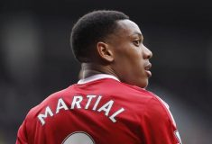 Image de l'article Anthony Martial change de numéro de maillot à Manchester United
