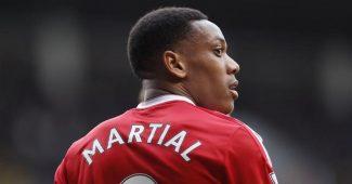 Image de l'article Anthony Martial change de numéro de maillot à Manchester United