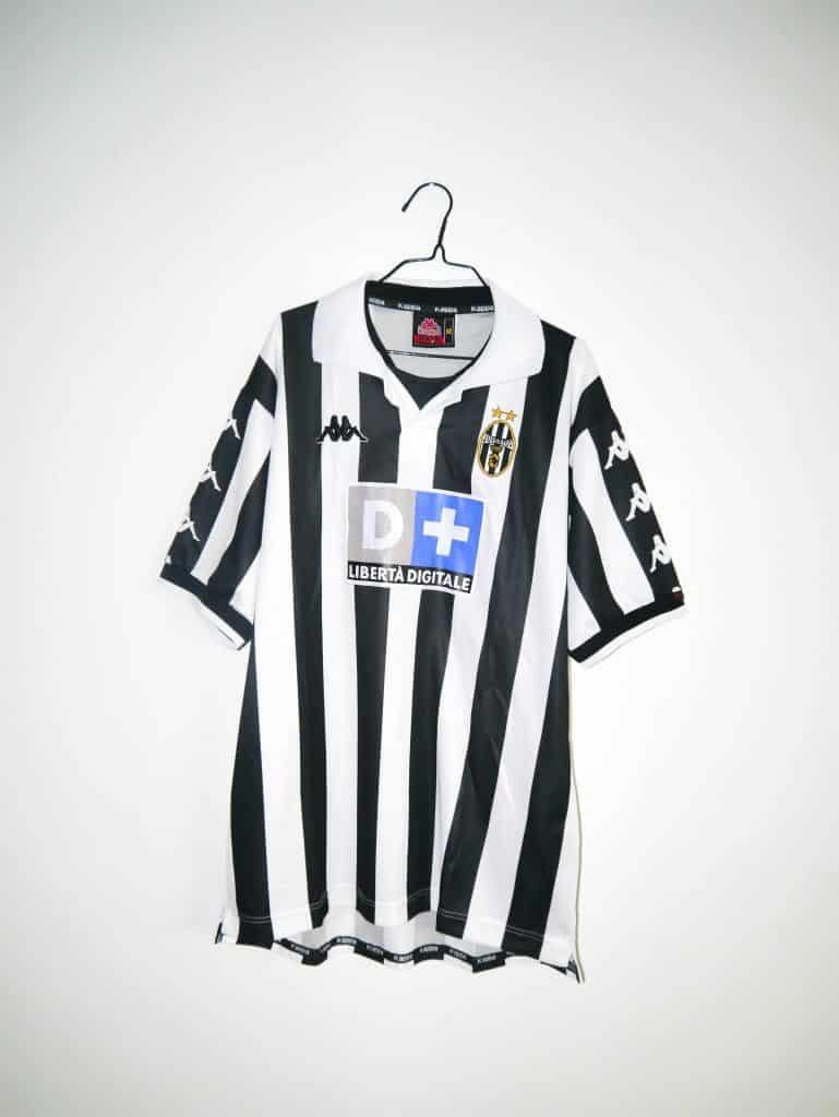 maillot-juventus-1999-2000-kappa