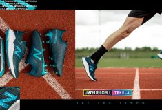 Image de l'article FuelCell Tekela, la running New Balance inspirée du football