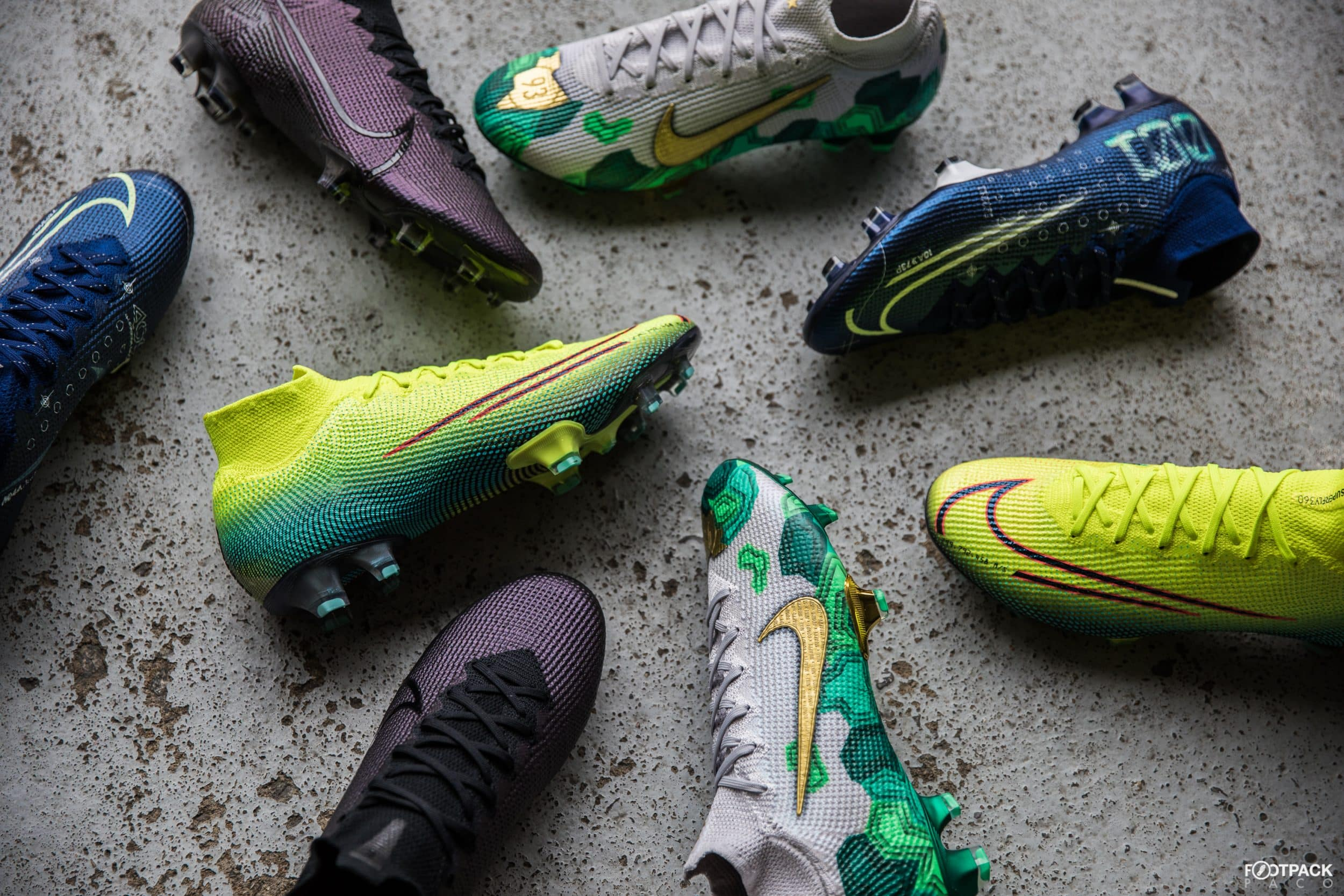 Guide : Quelles chaussures de foot pour un
