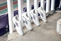 Image de l'article Nouveau pack «all white» pour Umbro Football