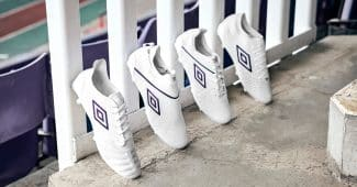 Image de l'article Nouveau pack « all white » pour Umbro Football