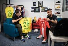 Image de l'article «Vide ton sac» – Qu'y a-t-il dans le sac d'un joueur de foot professionnel ?